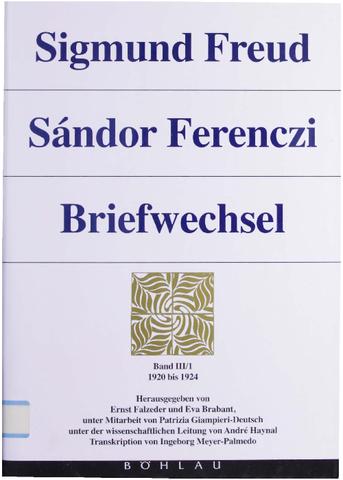Letters Of Sigmund Freud Pdf